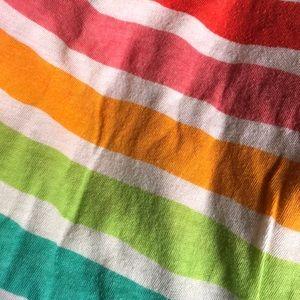 BDG Tops - 🌈 BDG rainbow striped shirt